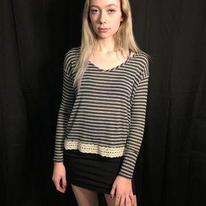 Nordstrom Striped Shirt